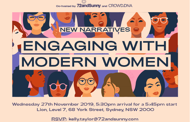 72andSunny, Crowd DNA and Lion co-host 'New Narratives' event