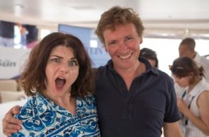 Johnny Hornby in Conversation with Caitlin Moran: Cannes Lions 2016