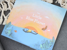 The Mill and Avocado Green Mattress Publish Charming Children's Book 'The Little Blue Planet'