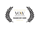 The VOW | MADE BY HER Announces 2019 Winners