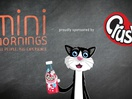 Crusha Milkshake Launches Animated Cinema Campaign with DCM for 'Mini Mornings'