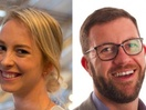 Georgia Jones and Alex Clarke-Groom Join Clemenger Melbourne as Group Business Directors