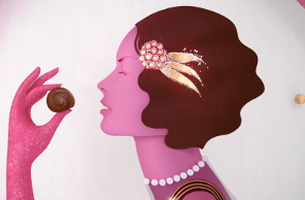 Troublemakers.tv Produces a Vibrant Festive Animation for Lanvin Nestle