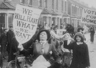 FCB Inferno Marks Women's Suffrage Centenary with #VoteNext100