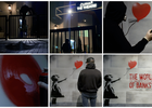 World's Biggest Banksy Exhibition at Mall of the Emirates Kicks off with Slick Social Media Stunt