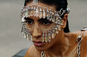 Black Men Face a Struggle with Fate in New Film Collaboration by Sevdaliza and Emmanuel Adjei