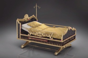 Is This The World's Most Luxurious Bed?