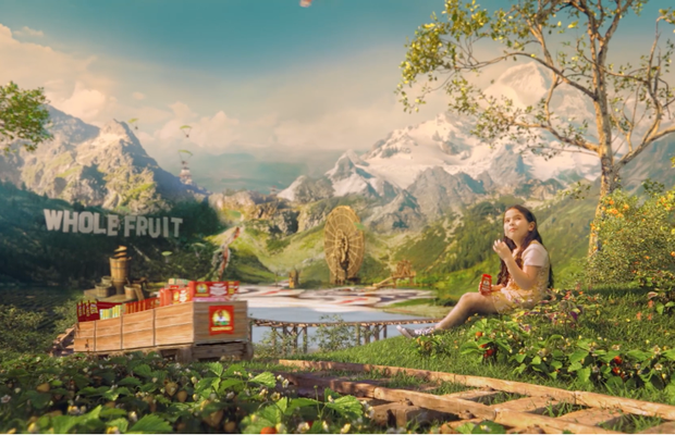 Imagination Is Celebrated in Sun-Maid's Animated Campaign from quench