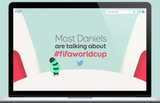 DM9DDB Helps Mothers Pick Baby Names with New Tool for Johnson's