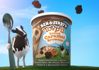 Ben & Jerry's Topped