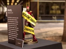 Iconic Toys Are 'Seized in Prosecution' to Highlight the Czech Republic's Child Debt Problem