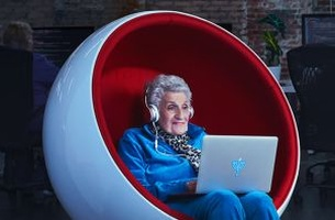 Jewish Grannies Code in This Campaign for Jewish Dating Site Jdate