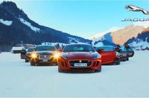 A-MNEMONIC Hits the Ice with Cool New Spot for Jaguar