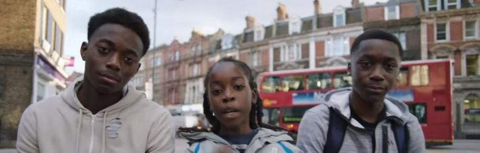 Mayor of London and AMV BBDO Recruit Young Artists to Spread Anti-Knife Awareness