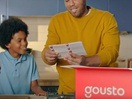 Busy Families Inspires to 'Give It Some Gousto' in New Brand Campaign