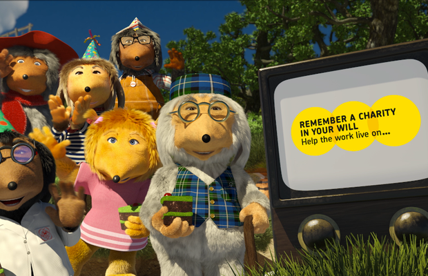 'The Wombles' of Wimbledon Make a Nostalgic Return in Remember A Charity's Latest Campaign