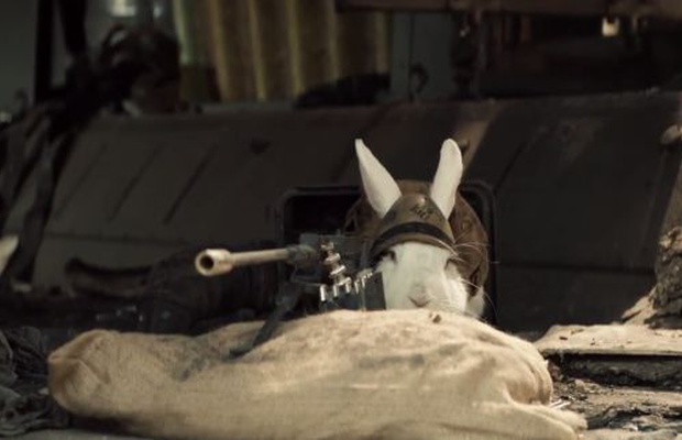 Ubisoft and BBDO Paris Prove You Should Never Trust a Rabbit to Have Your Back