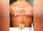 Tesco Takes Care of the Soleil Sun Range VAT to Help the UK Stay Sun Safe