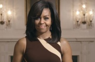 Michelle Obama Features in Star Studded United State of Women Summit Film
