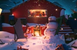 Snowman's Animal Friends Return for Christmas in New Belgian National Lottery Ad
