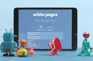 White Pages Rebrands and Relaunches with New Consumer Campaign
