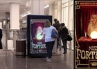Pessimistic Fortune Teller Fronts MLA's New Campaign via BMF and oOh!