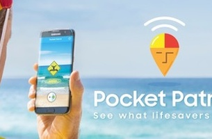 Samsung Teams Up With Surf Life Saving Australia to Launch Pocket Patrol App