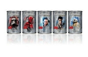 Campbell's Soup Brings The Force To NY Comic-Con