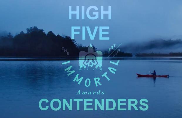 High Five Immortal Contenders: Emma Robbins on Australia