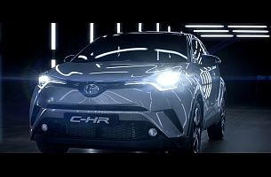 David Mould & Yann Secouet Direct Energetic New Toyota C-HR Spot
