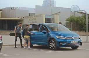 Tracks & Fields is Born to Be Wild for Latest Volkswagen Ad