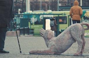 TBWA\Helsinki Riffs Off Fearless Girl for Pet Store Musti & Mirri