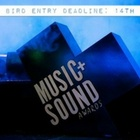 Music+Sound Awards Announce One Week to Early-Bird Entry Deadline