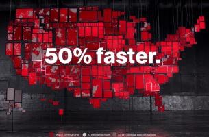 Striking New Spot From McCann Promotes Verizon LTE Advanced