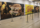Return to Dublin Airport with Brennans Bread 'Welcome Home' Christmas Campaign