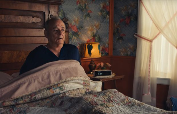 Bill Murray's First Ever Appearance in an Ad Is a Groundhog Day Revival