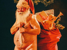 'Naked Santa' Could Help Reduce Your Carbon Footprint this Christmas
