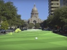 New Dell Golf App Lets You Tee Off in the Streets of Austin
