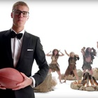 Justin Bieber Shows Off #UnlimitedMoves for T-Mobile's Super Bowl Ad