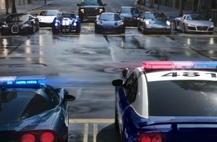 EA's Need For Speed Stand-Off