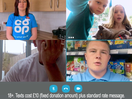 England International Helps Kick off National Appeal for Food Banks in New Campaign