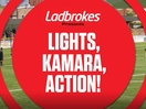 Kammy Strikes Again in 'Unbelievable' New Ladbrokes Campaign