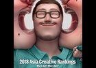 TBWA\Asia Ranked Third in CampaignBrief Asia's Creative Rankings 2018