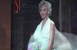 Don't Stare at This Hungry Marilyn Monroe for Too Long...