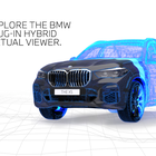 BMW Steps into the World of AR for Launch of First Ever Virtual Viewer