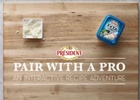 Président Cheese Sends Foodies on an Interactive YouTube Recipe Adventure