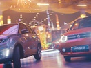 Max Windows Enjoying The Ride in New Dodgems Campaign for Suzuki