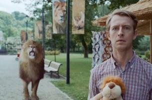 DEVK Insurance Serenades a Lion in New TV Advert