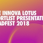 ADFEST Introduces Live Presentations of This Year's Innova Lotus Shortlist
