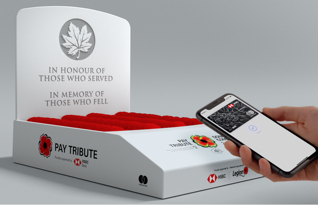 How Canada's Poppy Appeal Went Contactless